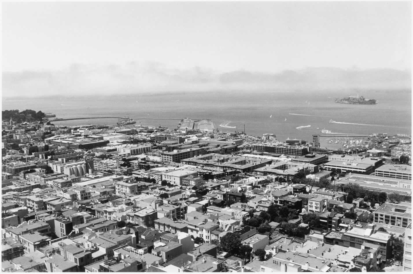 San Francisco at the beginning of the 21st century