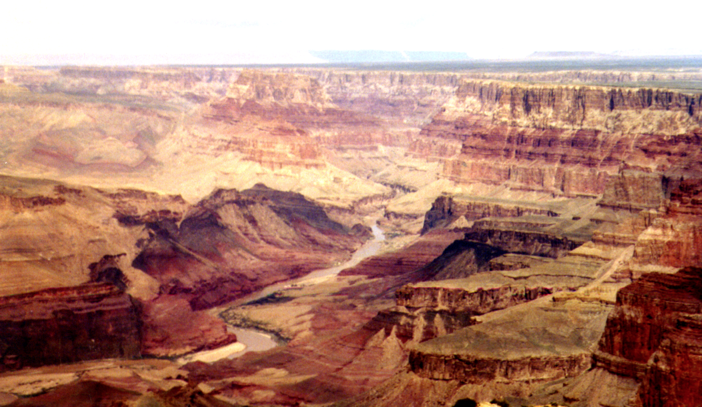 Painting of the Grand Canyon